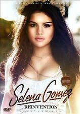 USED (VG) Selena Gomez: Reinvention (2013) (DVD)