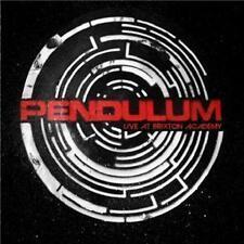 Pendulum - Live at Brixton Academy (Live Recording, 2009)cd and dvd