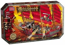 Mega Bloks 1065 - Pirates of the Caribbean 3 At World's End Deluxe Ship Empress