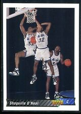 1992-93 Upper Deck International Italian 220 Shaquille O'Neal Rookie