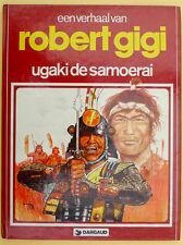 GIGI Ugaki de samoerai en néerlandais EO 1981
