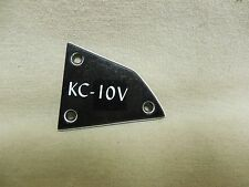 Washburn KC-10V Guitar Truss Rod Cover