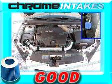 04 05 06 07-11 CHEVY MALIBU PONTIAC G6 3.5//3.6//3.9L V6 AIR INTAKE KIT+CHF Red S