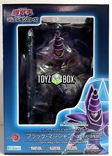 "In STOCK Kotobukiya Yu-Gi-Oh! ""Dark Magician"" Yugioh Duel Monsters ArtfxJ Statue"