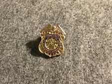 Vintage Tennessee Police Dept Tie Tack Pin -  - Elvis Related