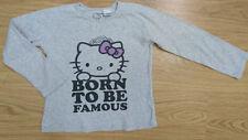 ZARA Floral Long Sleeve Girls' T-Shirts & Tops (2-16 Years)