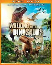Walking With Dinosaurs (Blu-ray/DVD, 2014, 2-Disc Set, Includes Digital Copy Ult