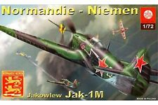 PLASTYK S036 1/72 Yakovlev Yak-1M Normandie-Niemen
