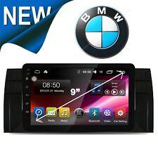 "BMW 3 SERIES E46 10"" GPS BLUETOOTH HEAD UNIT APPLE CARPLAY ANDROID AUTO CAMERA"