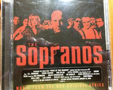 The Sopranos Music from the HBO Original Series CD Sinatra Bob Dylan Cream 1999