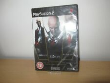 Hitman Triple Pack (Sony PlayStation 2, 2007) - European Version