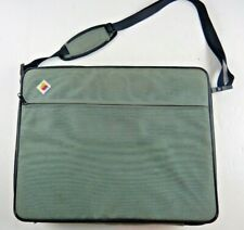 Unbranded Apple Laptop Attache Briefcase Carry Bag Compartments