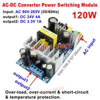 AC-DC Converter AC 110V 220V 230V to DC 24V 210mA 5W Power Switching Transformer