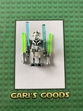 Lego Star Wars General Grievous Minifigure NEW RARE GENUINE