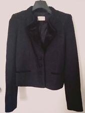 vanessa bruno athe wool black jacket