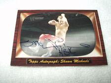 Topps Wwe Slam Attax universo Daniel Bryan ganó ESTERA RELIQUIA Tarjeta de anillo de 30