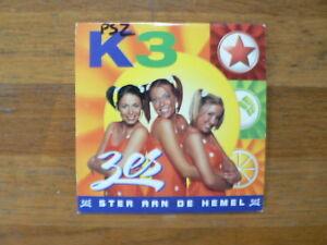 CD PROMO K3 STER AAN DE HEMEL 3 ES FRISDRANKEN 2012