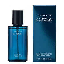 COOL WATER MEN by DAVIDOFF - Colonia / Perfume 40 mL - Hombre / Man / Uomo - de