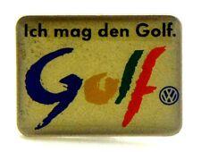 Pin Spilla Volkswagen Golf - Ich Mag Den Golf
