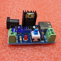 DC-DC 7-15V 9V 12V to 5V 2A L7805 Buck Converter Step-down Power Supply Module