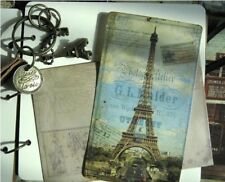 20 Quality Individual Postcard Set - Vintage Style Paris London USA Holiday