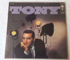 """Tony CL 938 Tony Bennet 12"""" Vinyl Record"""
