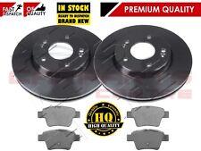 Front Delphi Brake Discs 294mm Vented Pair Set Fits Chrysler Sebring 2.0 CRD