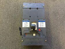 GE CIRCUIT BREAKER 800 AMP 600V 3 POLE 120V SHUNT SKHA36AT0800 SRPK800A800 SAST1