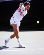 Czech Tennis Pro IVAN LENDL Glossy 8x10 Photo Print Poster