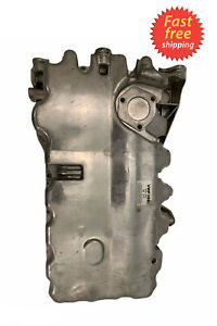 ✅ 2006 Volkswagen Passat Sedan B6 2.0l Engine Motor Lower Oil Pan Cover Plate