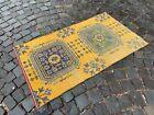 Bohemian wool rug, Handmade rug, Area rug, Carpet, Home decor | 2,4 x 4,2 ft