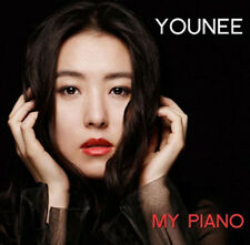 Younee : Younee: My Piano CD (2016) ***NEW***