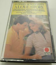 A Man / A Women - A Love Story - SoundTrack Album Cassette Tape, Used very good