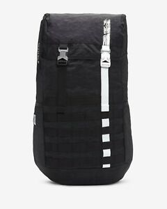 Nike Kevin Durant KD 35 Basketball Backpack Book Bag Black White CK1925-010 NEW