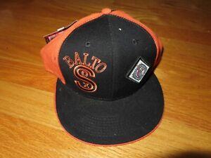 NEGRO LEAGUES BASEBALL Baltimore Black Sox (Size 7 3/8) Cap w/ Tags JUD WILSON