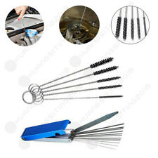 18 in 1 Carburetor Carbon Deposit Eliminate Cleaning + Brushes Tool For Kawasaki(Fits: 1986 KX250)
