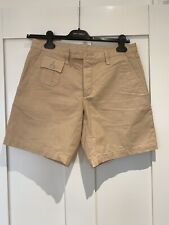 Dsquared Mens Beige Sand Shorts