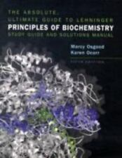 Absolute Ultimate Guide for Lehninger Principles of Biochemistry by Albert L....
