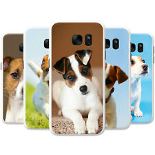 Azzumo Jack Russell Terrier Dog Soft Flexible Case Cover For Google Pixel
