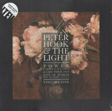 Peter Hook & The Light, Power Corruption & Lies (Ltd Ed White Vinyl) New/Sealed