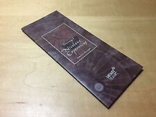 Booklet Folleto MONTBLANC - Hommage à NICOLAUS COPERNICUS - Limited Edition