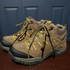 COLEMAN XCAVATE Brown & Black Hiking Work Boots Men's Size 8.5 New Without Box