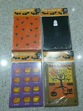 RECYCLED PAPER GREETINGS, LOT 4 PACKS, 32 FUNNY HALLOWEEN CARDS, NEW SEALED #4