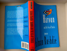 Haroun and the Sea of Stories BY Salman Rushdie LIKE NEW Hardback 1990