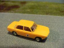 1/87 Brekina bmw 1500-2000 #3 amarillo motor clásica
