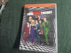 "COFFRET 3 DVD ""THE BIG BANG THEORY - SAISON 6"""
