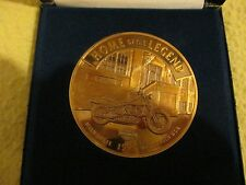 Harley Davidson 1995 Calendar Medal Coin, 6.7 Ounce .999 Fine Silver, Bad Boy