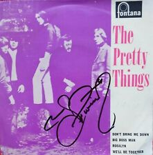 THE PRETTY THINGS MONO EP Fontana 1964 Signed By TWINK