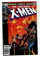 Uncanny X-Men #159, VG+ 4.5, Dracula