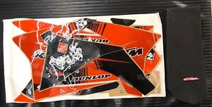 N STYLE GRAPHIC KIT KTM 125-450 KIT 450F SX SXF 11-12 With Seat Cover